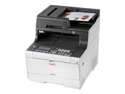OKI MC563dn Colour Laser 30ppm Multifunction Printer
