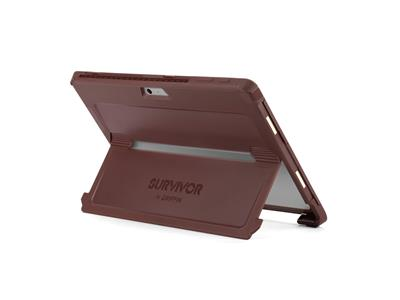 Griffin Survivor Slim for Microsoft Surface Pro - Burgundy