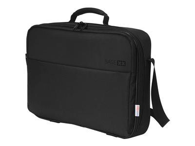 "Dicota BASE XX Multi Laptop Bag 15.6"" - Black"