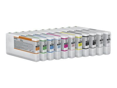 Epson Epson T913A - 200 ml - orange - original - ink cartridge -