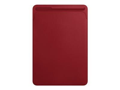Apple Leather Sleeve for 10.5-inch iPad Pro - Red