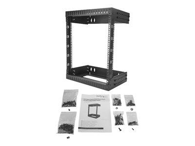 StarTech.com 12U Wall-Mount Server Rack