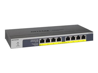 NETGEAR 8-port Unmanaged Gigiabit Switch