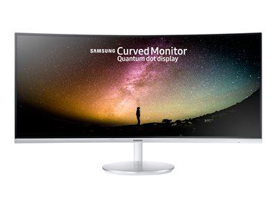"Samsung CF79 Series C34F791WQU 34"" 3440x1440 4ms HDMI DisplayPort LED Curved Monitor"