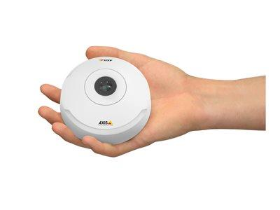Axis Companion Ultra Compact Indoor 360 Mini Dome Camera