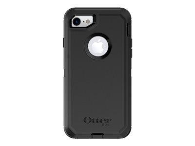 OtterBox Defender Case for Apple iPhone 7/8 - Black