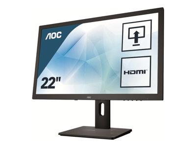 AOC AOC E2275PWJ 21.5 INCH LED 2MS VGA DVI HDMI SPEAKERS HA