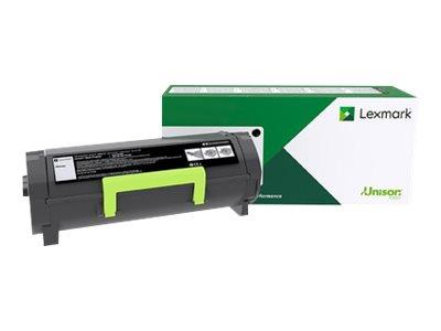 Lexmark Ms/Mx317 Black Return Program Toner Cartridge 2.5K