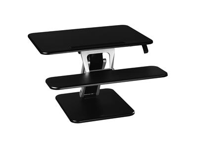 Hama Sit-Stand Adjustable Workstation - 68 x 52 cm