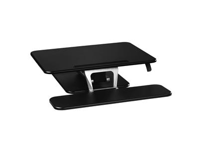 Hama Sit-Stand Adjustable Workstation - 80 x 52 cm