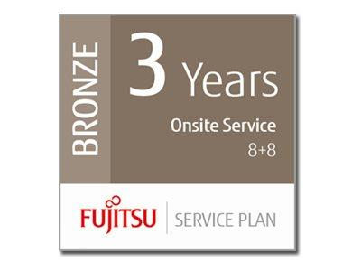 Fujitsu Extends Warranty to 3 Year for Workgroup Scanners - 8hrs On-Site + 8hrs Fix