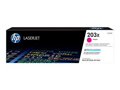 HP 203X High Yield Magenta Original LaserJet Toner