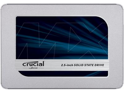 "Crucial 1TB MX500 2.5"" 7mm SATA 6Gb/s SSD"