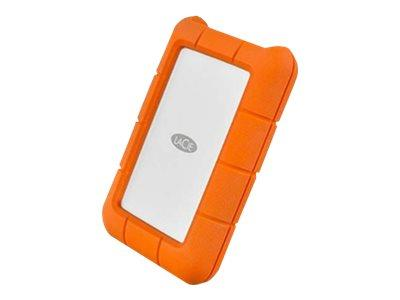 LaCie 2TB Rugged Secure USB 3.1 Type C Mobile Hard Drive