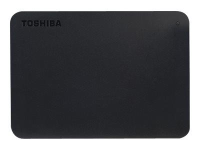 "Toshiba 1TB Canvio Basics 2018 USB 3.0 2.5"" Portable Hard Drive"