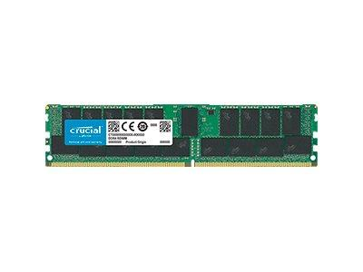 Crucial 32GB DDR4  2666 MT/s (PC4-21300) CL19 DR x4 ECC Registered D