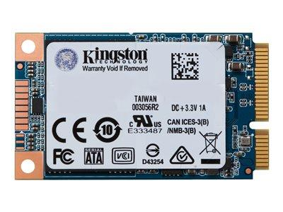 Kingston 480GB UV500 SATA 6Gb/s mSATA SSD