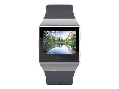 Fitbit Ionic Smartwatch - Blue-grey / White
