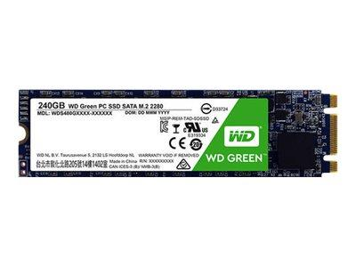 "WD 120GB Green SATA 6Gb/s 2.5"" SSD M.2 2280"