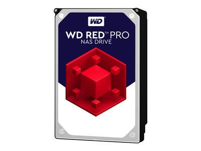 "WD 4TB Red Pro 3.5"" SATA 6Gb/s 7200rpm 256MB NAS Hard Drive"