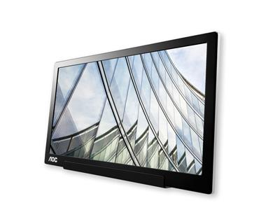 "AOC AOC I1601FWUX 15.6"" LED Portable  Monitor"