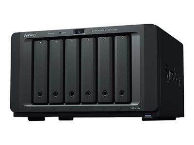 Synology DS1618+/18TB-RED (6 x 3TB) 6 Bay NAS