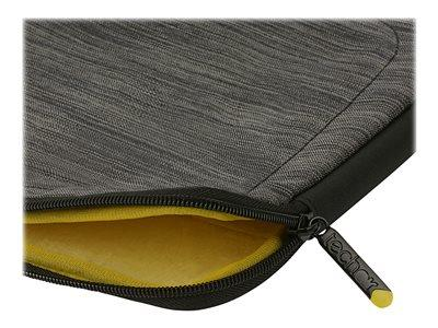 "Techair 17.3"" Black Laptop Sleeve"