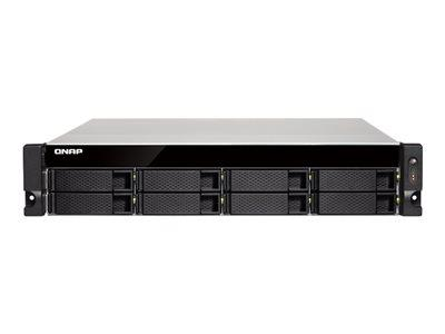 QNAP TS-863XU-RP-4G 8 Bay Rack Mountable