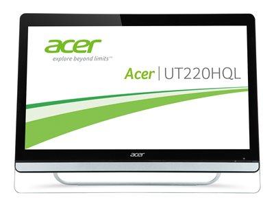 "Acer UT220HQL 21.5"" 1920x1080 8ms HDMI VGA Touchscreen LED Monito"