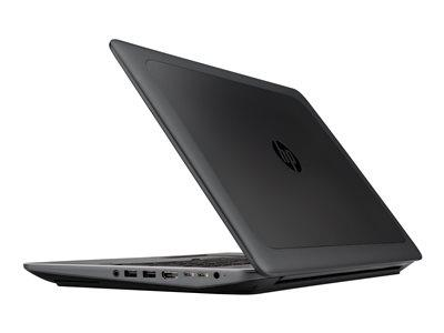 "HP ZBook G4 Core i7-7820 16GB 256GB SSD 15.6"" Windows 10 Pro"