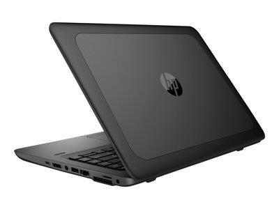 "HP ZBook 14u G4 Core i7-7500U 8GB 1TB HDD 14""  Windows 10 Pro"