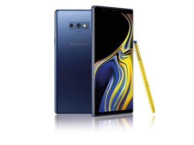 "Samsung Galaxy Note 9 512GB 6.4"" - Ocean Blue"