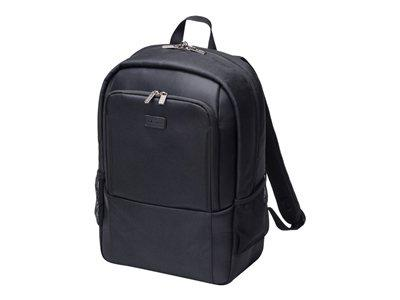 "Dicota Backpack BASE Laptop bag 13-14.1"" - Black"
