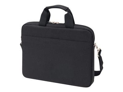 "Dicota Slim Case BASE Notebook Carrying case 11-12.5"" - Black"