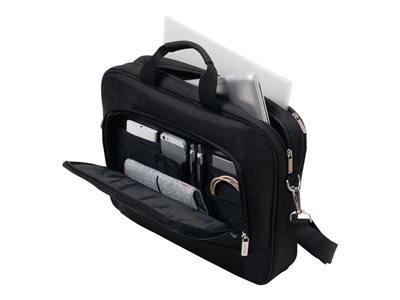 "Dicota Top Traveller BASE Notebook Carrying case 13-14.1"" - Black"