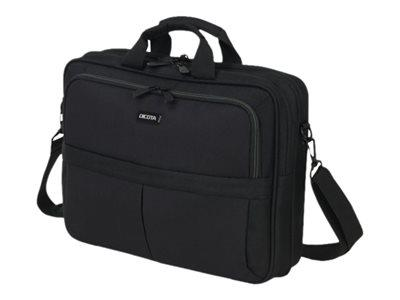 "Dicota Top Traveller SCALE Notebook Carrying Case 12-14.1"" - Black"