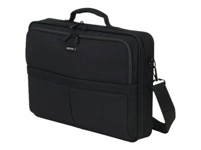 "Dicota Multi SCALE Notebook Carrying Case 12-14.1"" - Black"