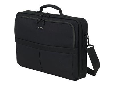 "Dicota Multi SCALE Notebook Carrying Case 15-17.3"" - Black"
