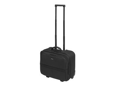 "Dicota Multi Roller SCALE Notebook Carrying Case 14-15.6"" - Black"
