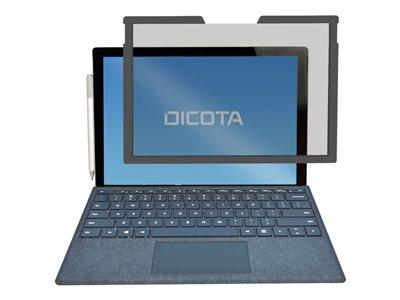 Dicota Privacy filter 2-Way for Surface Pro 4/ Surface Pro (2015-2018) / Pro 6, magnetic
