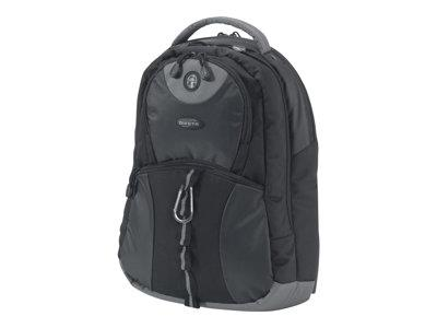 "Dicota Backpack Mission XL Laptop Bag 15-17.3"" - Black"