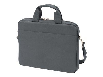 "Dicota Slim Case BASE Notebook carrying case - 11""-12.5"" - Grey"