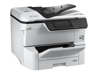 Epson WorkForce Pro WF-C8610DWF Colour Inkjet 35ppm Multifunction Printer