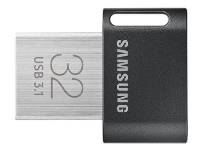 Samsung 32GB Fit Plus USB 3.1 Drive - Up to 200MB/s