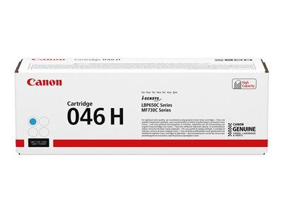 Canon 046H High Yield Cyan Toner Cartridge
