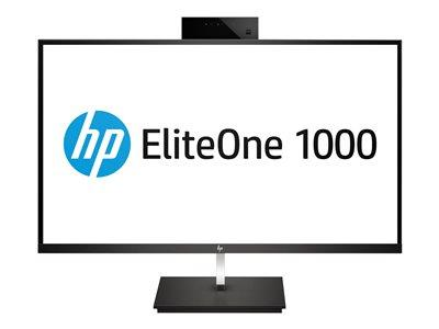"HP EliteOne 1000 G2 Core i7-8700 16GB 256GB SSD 23.8"" All-In-One Windows 10 Pro"