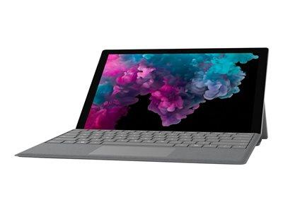 "Microsoft Surface Pro 6 Core i5 8GB 128GB SSD 12.3"" Windows 10 Pro - Platinum"