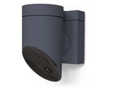 Somfy Outdoor Camera - Anthracite
