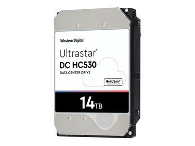 "WD 14TB Ultrastar DC HC530 7200 RPM SATA 3.5"" 256MB Enterprise Hard Drive"