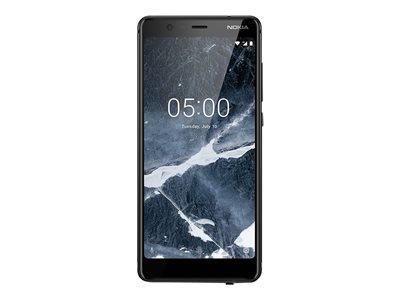 "Nokia 5.1 16GB 5.5"" HD+ Display - Black"